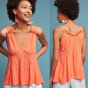 Anthropologie top, XS, NWT